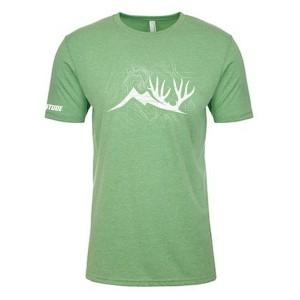 topo shirt Green